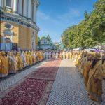 Архієпископ Феодосій взяв участь в урочистостях з нагоди Дня Хрещення Русі (+ВІДЕО)