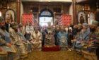 Архиепископ Феодосий принял участие в престольном празднике Ризоположенского монастыря (+ВИДЕО)