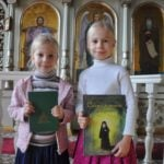 Архиепископ Феодосий наградил детей – победителей конкурса «Крестовоздвижение – наш престольный праздник»