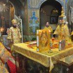 Архієпископ Феодосій звершив Літургію у Неділю 19-ту після П'ятидесятниці