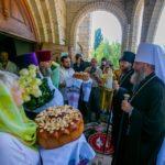 Черкаська єпархія зустріла свого нового правлячого архієрея архієпископа Феодосія